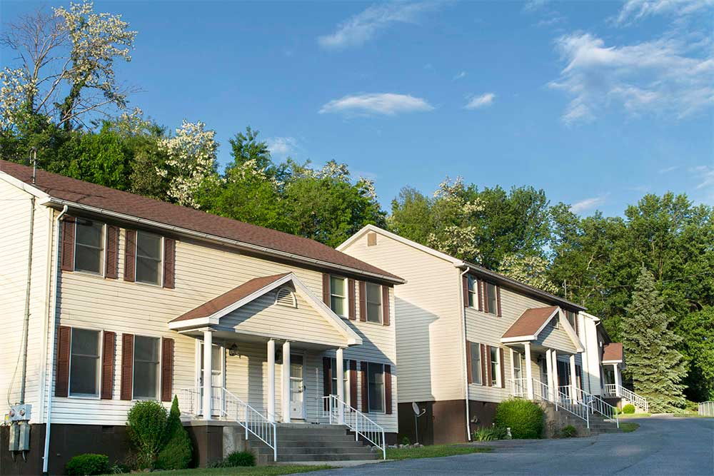 Appalachian Village - Married Student Housing